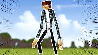 Minecraft: ENDERMAN AUTHENTIC MUTANTE !!