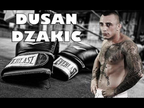 "DUSAN DZAKIC ""CYBORG 2"" 