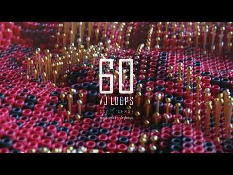 60 VJ Loops - FREE DOWNLOAD - (CC0)