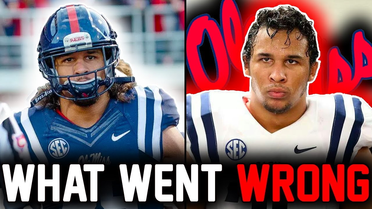 From ALL AMERICAN to OUT OF THE NFL (What Happened to Cody Prewitt?)