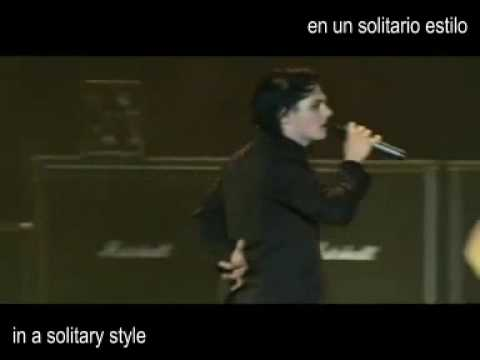 My Chemical Romance - Cemetary Drive  (Subtitulado  Ingles - Español)