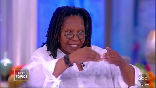 Whoopi Goldberg On Her Battle With Pneumonia | The View