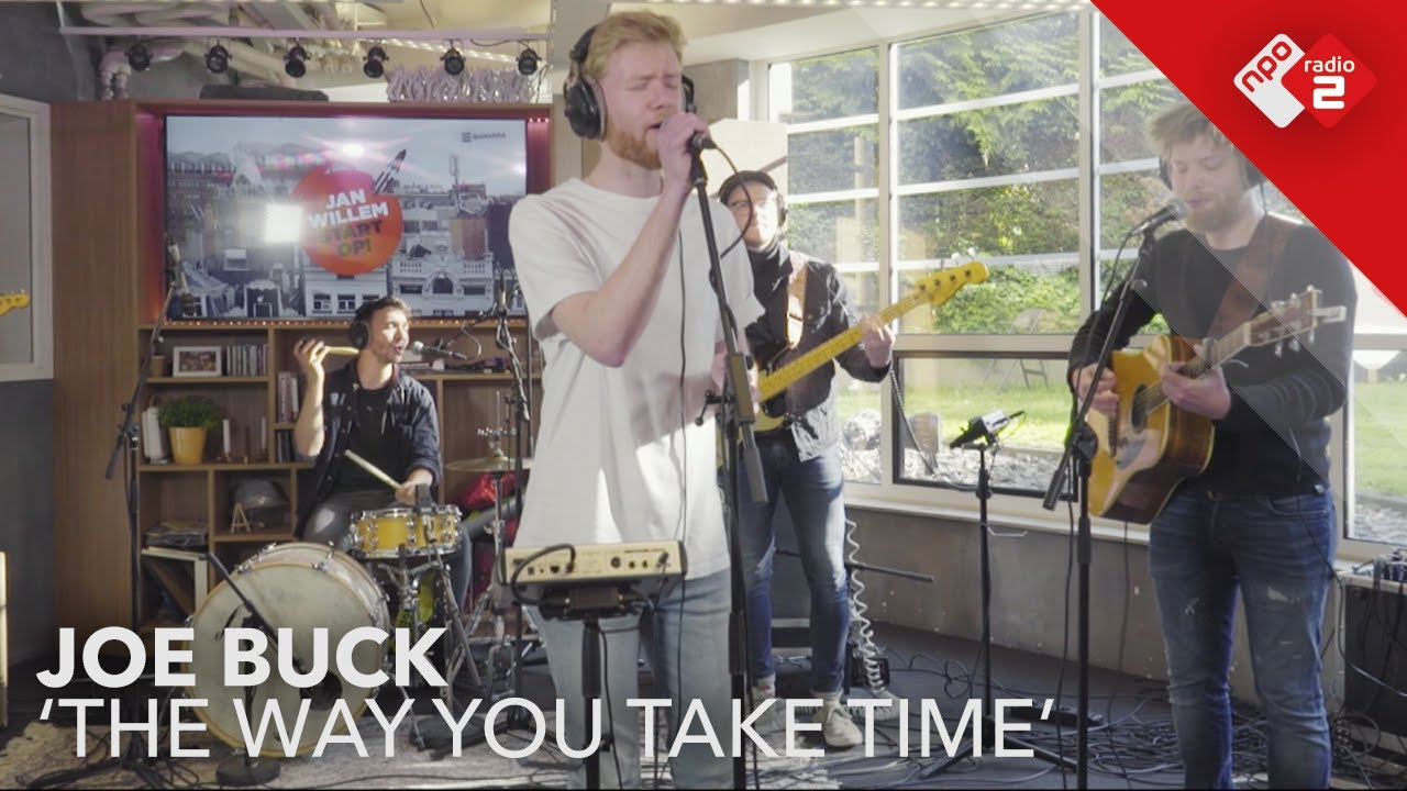 Joe Buck - The Way You Take Time