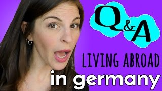 Q&A American LIVING ABROAD in Germany