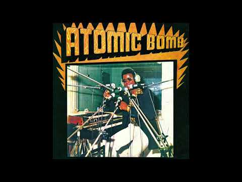 William Onyeabor | Album: Atomic Bomb | Afro-Funk | Nigeria | 1978