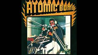 william onyeabor album atomic bomb afro funk nigeria 1978