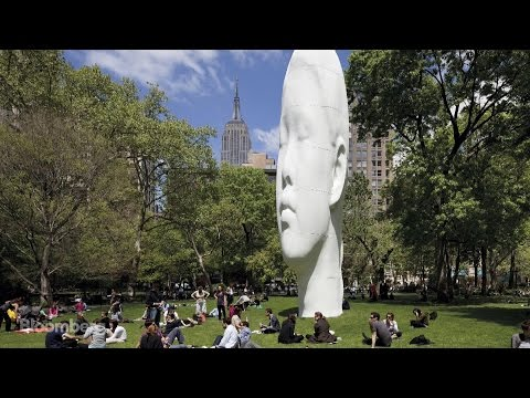 The Iconic Public Sculpture Art of Jaume Plensa | Brilliant