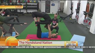 The Handstand Nation