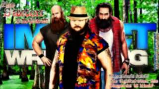 "(NEW) 2014: The Wyatt Family 1st TNA Theme Song ►""Just A Little Crazy"" By Fight + DLᴴᴰ"