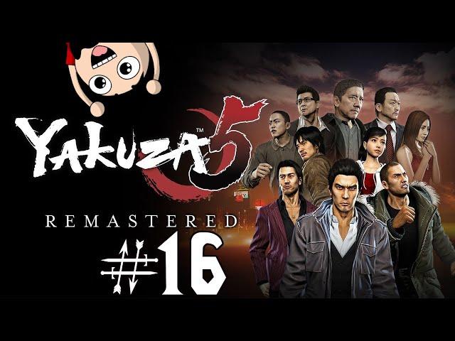 Yakuza 5   Part 16   Good Hunting Snake   Two Crazy Gamers