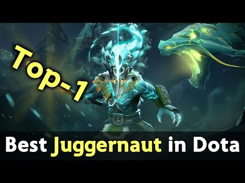 Best Juggernaut on Dotabuff — Arcana power by Meracle