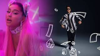 Baixar 7 Rings vs. That's What I Like (MASHUP) Ariana Grande, Bruno Mars
