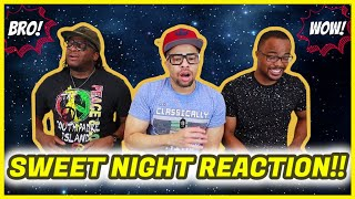Download lagu NEVER Heard a Voice Like HIS! | BTS V SWEET NIGHT _ The REACTION