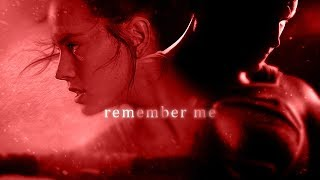 Remember me | Rey and Superman