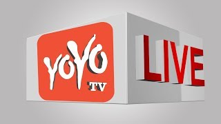 YOYO TV Channel Live Stream | Telugu News, Entertainment | Latest Telugu News | Live Telugu News