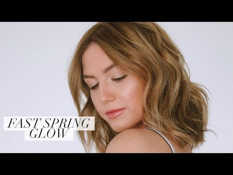 My Current Go-To Spring Makeup | Shelbey Wilson