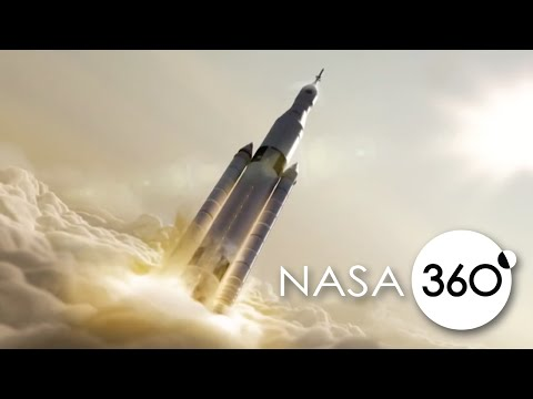 NASA 360 - The Future of Human Space Exploration (trailer)