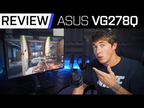 ASUS VG278 GAMING MONITOR REVIEW | Amazing Budget Monitor