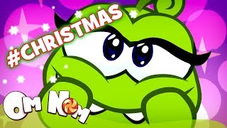 Om Nom Stories - Christmas Candy! | Full Episodes | Cut the Rope | Cartoons for Kids