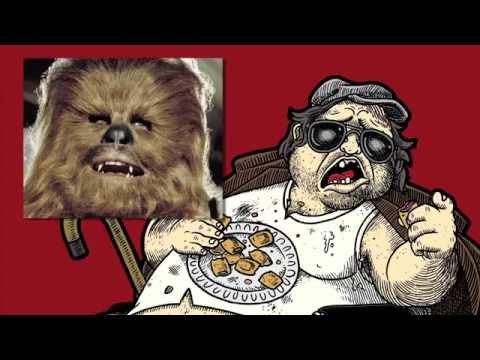 Mr. Plinkett Reacts to the Star Wars: The Force Awakens Trailer
