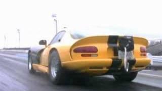 Viper twin turbo 1900 hp 7.99 1/4 mile