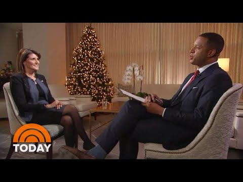 Nikki Haley Talks To Craig Melvin About Her Next Chapter | TODAY