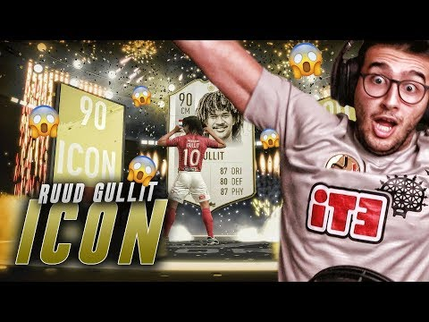 OMG GULLIT IN A PACK! BEST FIFA 19 PACK OPENING EVER!