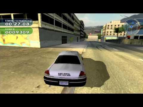 The Italian Job: L.A. Heist: Licensed Video Games #003 [PS2, 2003]