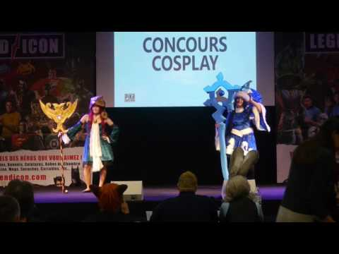 related image - Paris Manga 23 - Cosplay Dimanche - 05 - League of Legend