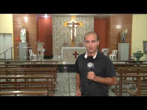 Dupla faz arrastão em igreja católica na zona Norte