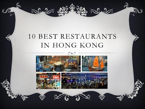 10 Best Restaurants in Hong Kong