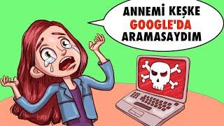 Annemi Googleda Aradım ve En Büyük Sırrını Öğrendim