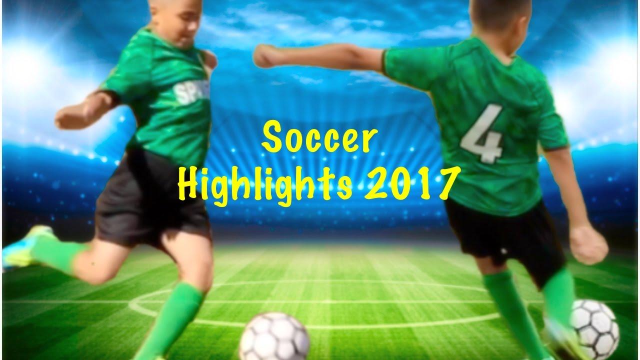 Damian's Soccer Highlights 2017 - YouTube