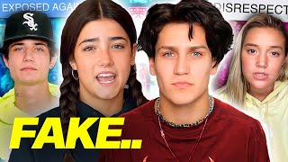 TikTokers SPEAK OUT On Charli & Chase's Relationship?!, Olivia Ponton SHADES The Black Community..