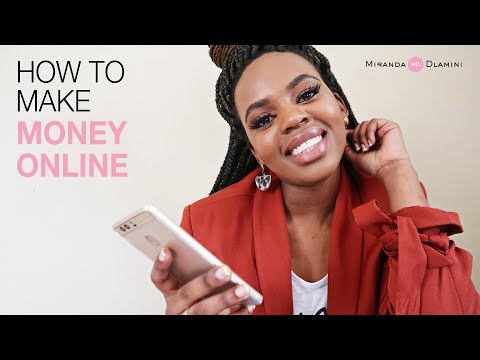 6 LEGIT ways to make money online in 2019