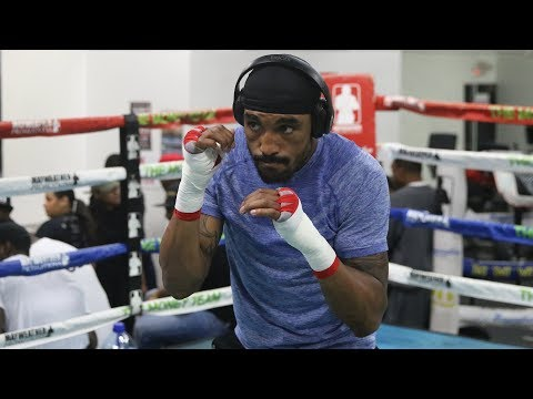 J'Leon Love talks Quillin, Detroit and his upcoming bout