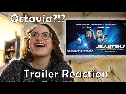 Jiu Jitsu (2020) | Trailer Reaction