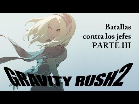PS4 Gravity Rush 2 Batallas contra los jefes PARTE III