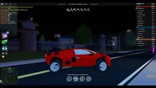 Roblox Jailbreak : Koupil jsem si Bugatti w/ Pavel