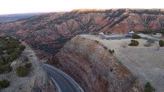 Palo Duro Canyon   Texas Hwy 207