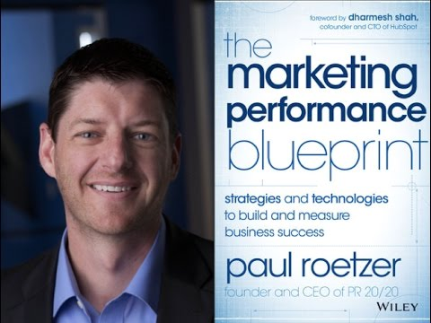 The marketing performance blueprint by paul roetzer youtube the marketing performance blueprint by paul roetzer malvernweather Gallery