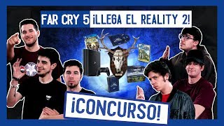 FAR CRY 5 - El Reality 2 con RUBIUS, LUZU, WILLYREX, ALEXBY11, MANGEL Y PERXITAA