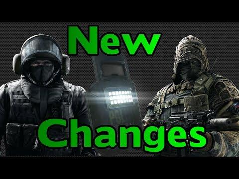 NEW RECOIL CHANGES + Blitz & Kapkan Buff - Rainbow Six Siege Gameplay