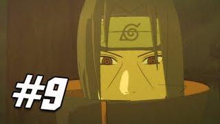Naruto Shippuden Ultimate Ninja Storm 3 Walkthrough - Part 9 Naruto vs. Itachi Gameplay
