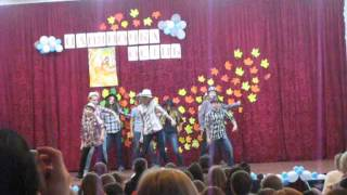 Bruno Mars - Uptown Funk (Dance)