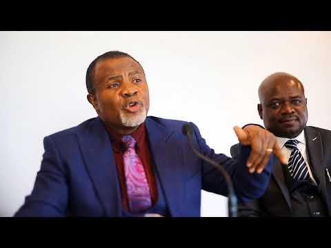 RDC-Terre Promise ou Bénie?Les véritables enjeux du moment..Justine Kasa-Vubu-M'ZE Danny-Abbé Mbelu