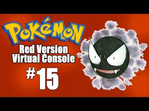 Pokemon Red Virtual Console - Episode 15: MAJOR PARTY CHANGES