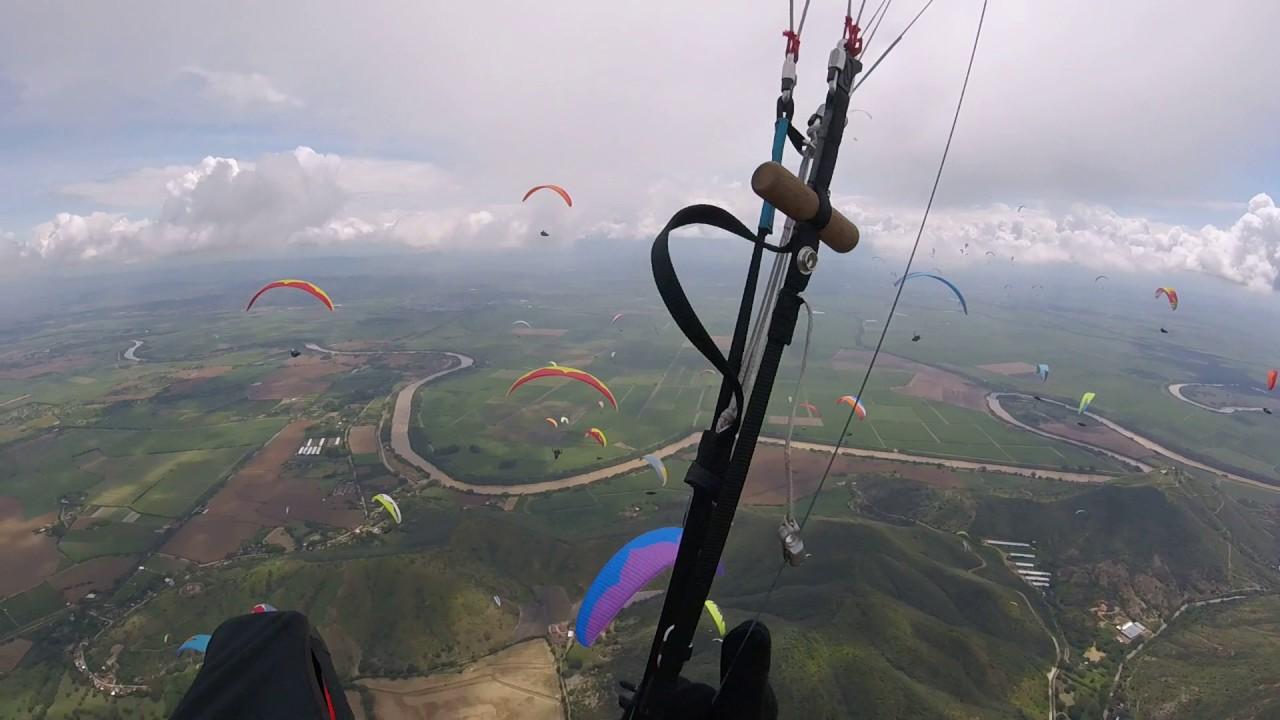 Paragliding tandem in Switzerland   zermatt   Paragliding Flybypara