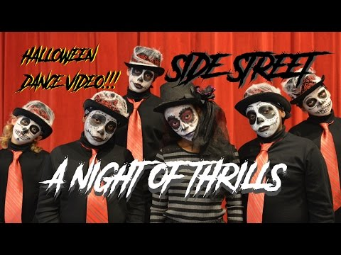 "HALLOWEEN DANCE | ""A Night Of Thrills""