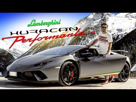 Lamborghini Huracan Performante   Wir lassen den Stier raus!   Daniel Abt